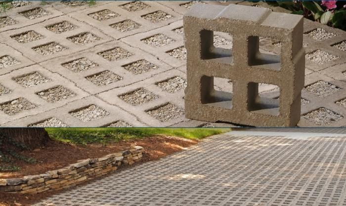 Permeable Driveway Options Ecogrid Is Another Pervious