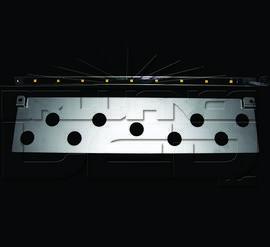 brilliance led rigid light bar available from yardilluminationcom cree 12v ac lighting