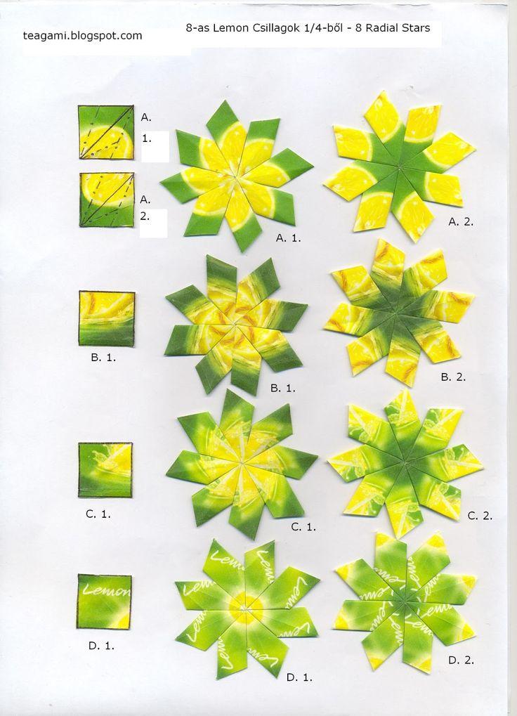 Teagami: 1/4 = 8 wies darauf hin, Zweige von 8 1/4