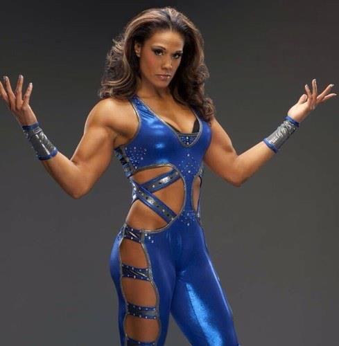WWE Diva Tamina Snuka | WWE Divas | Pinterest | Tamina ...
