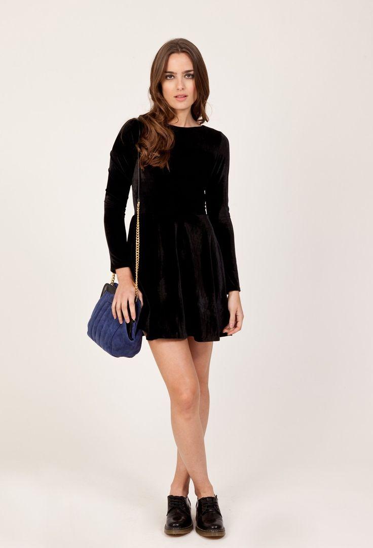 Vestido Val negro - Praline - online