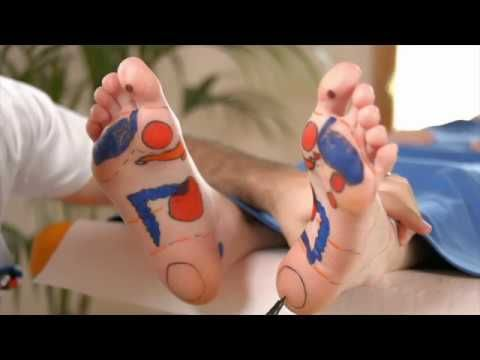 What is Foot Reflexology - Foot Massage And Benefits - How to do Foot Reflexology Step By Step - YouTube