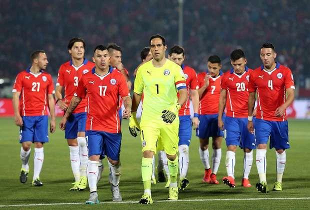 Las cábalas de la selección chilena