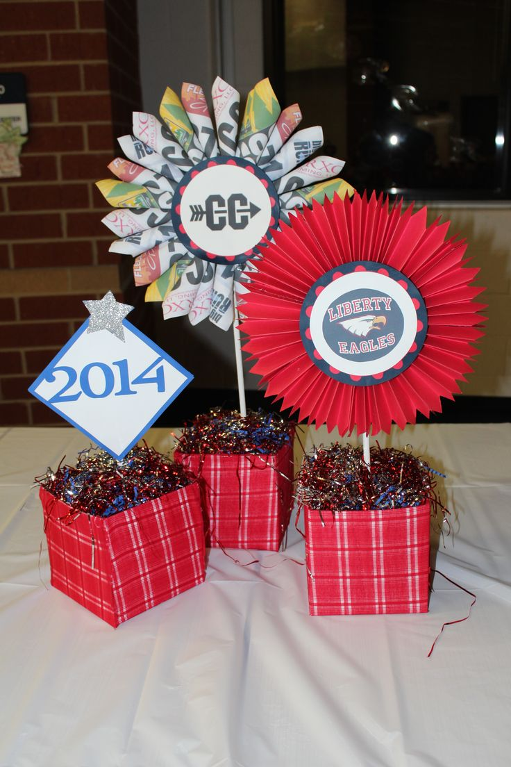 17 best images about illinois principals association student awards centerpieces on pinterest