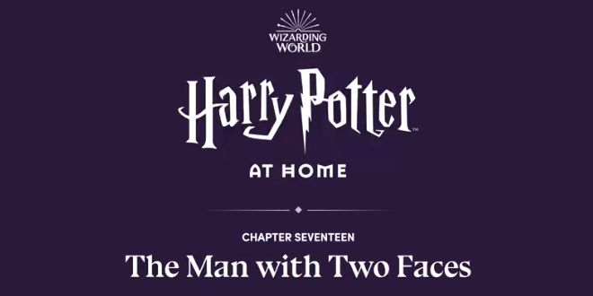 Fansunleashed The Final Chapter Of Harry Potter At Home The Man With Two Faces Read By Fans And Their Families Three Downl Face Reading Two Faces Chapter