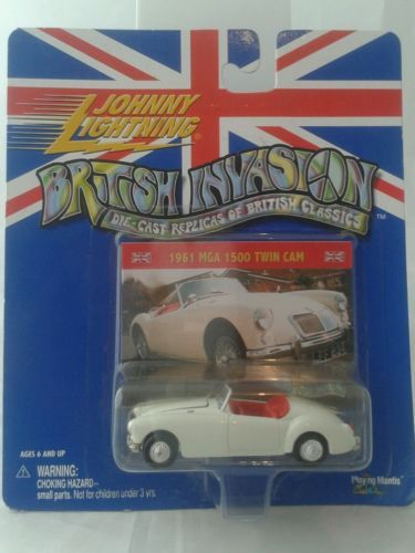 Johnny-lightning-British-invasion-die-cast-car-collection-1961-mga-1500-twin-cam