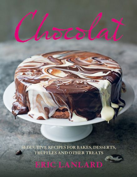 What can I tell you? I love chocolate; I love Eric Lanlard: this book was just meant for me. And, I can't help feeling, for you, too.