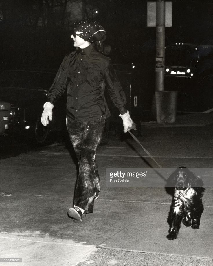 Jackie Kennedy Onassis during Jackie Onassis Sightings in New York City - December 1, 1971 in New York City, New York, United States.