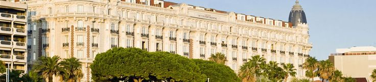 Carlton Cannes Luxury Hotel in Cannes, France | InterContinental Hotels & Resorts