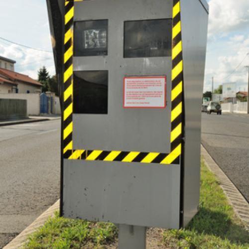 Montpellier : deux nouveaux radars vitesse fixe sur l'avenue Pierre Mendes France