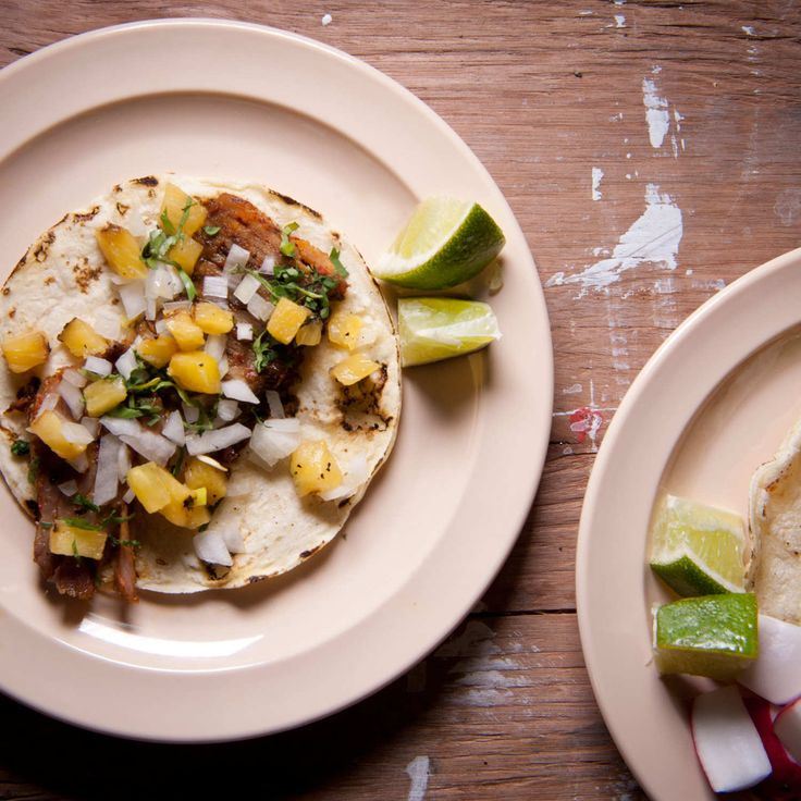 First Look at Cafe El Presidente, the Tacombi Team's New Flatiron Food Complex