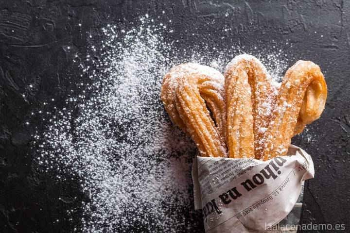 Churros con Thermomix®