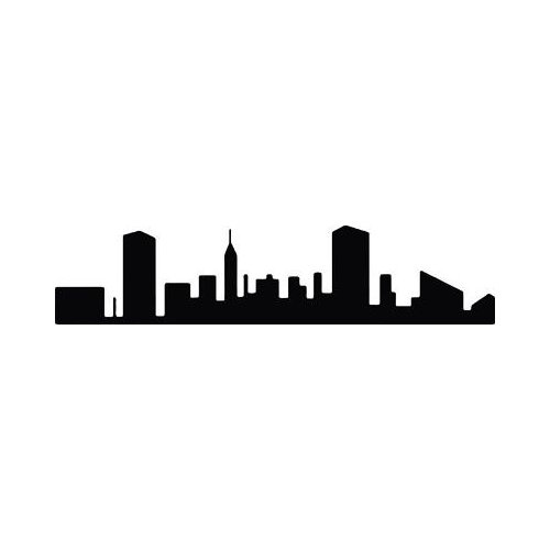 Baltimore Skyline   Vinyl Wall Art, Wall Art,Garage