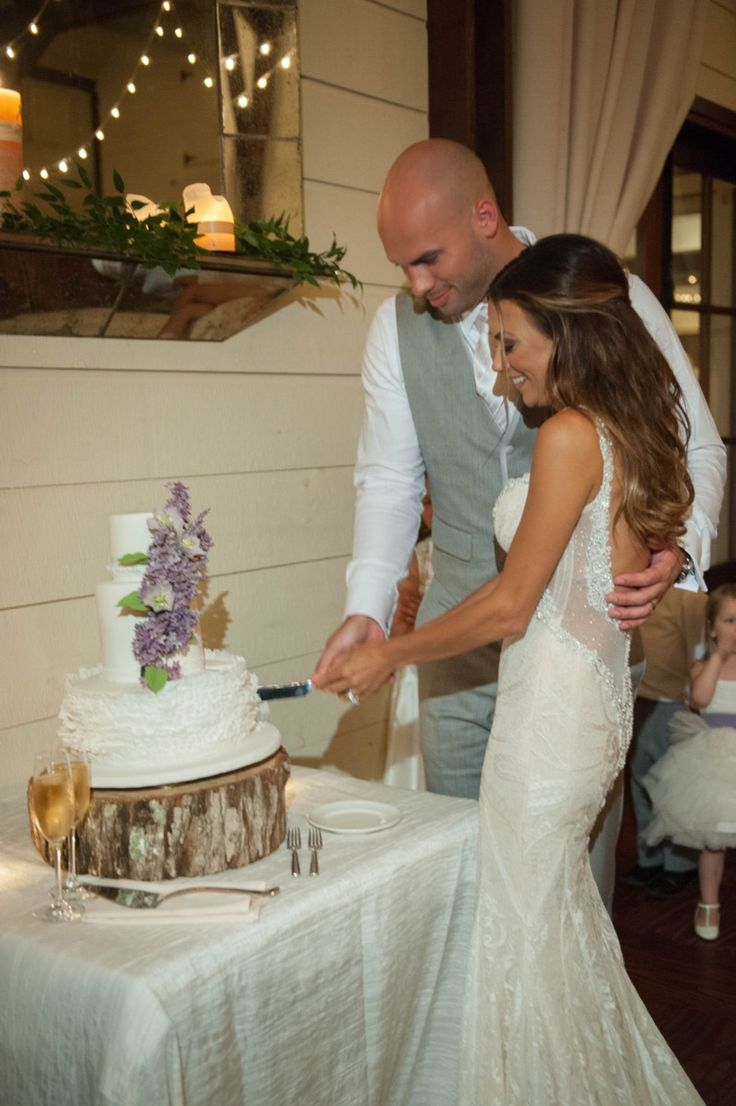Galia Lahav Celebrity bride: Jana Kramer