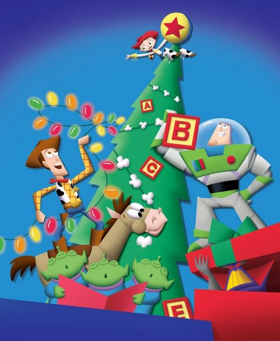 Christmas Toys Disney : Best images about disney pixar holidays on pinterest
