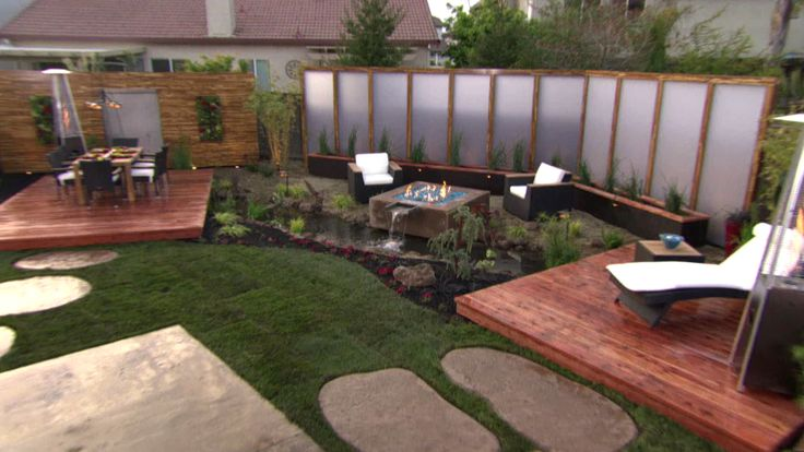 How to build a floating deck places decks and patio for Simple platform deck plans