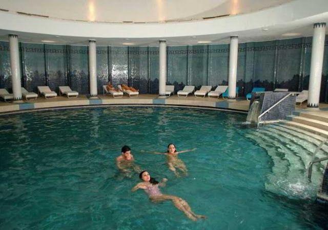 عطلة نهاية الأسبوع بفندق مولاي يعقوب بفاس تخفيضات على مواقع البيع على الأنترنيت في المغرب Hotel City Hotel Car Parking
