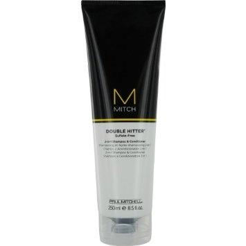 Paul Mitchellv Double Hitter Sulfate Free 2-in-1 Shampoo & Conditioner