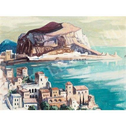 - Landscape - Painting - Duray Tibor