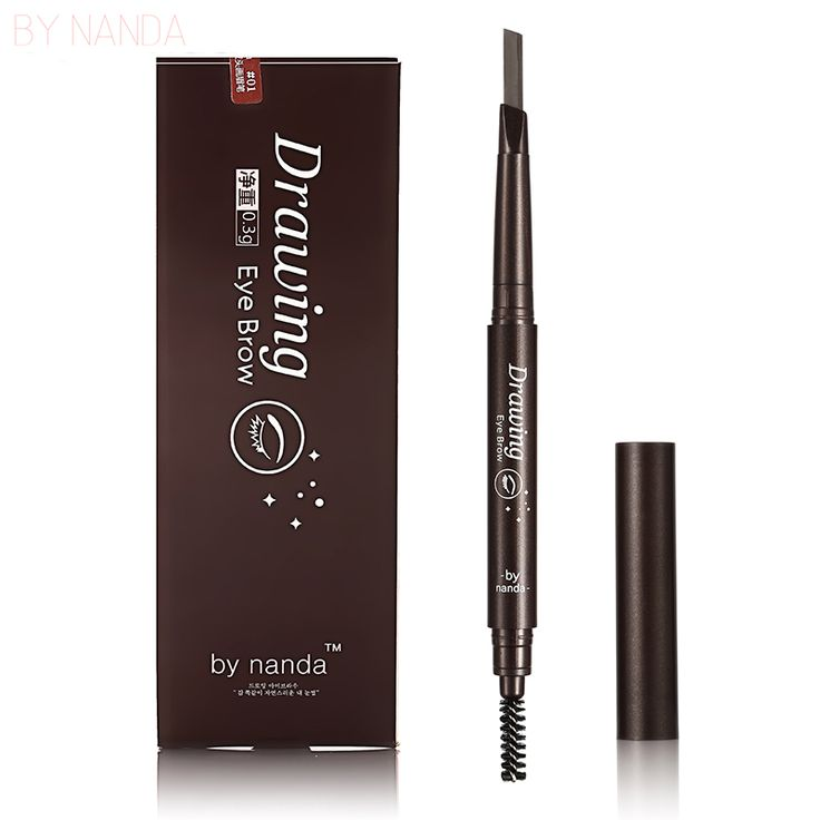 BY NANDA 2 IN 1 Automatic Makeup Eyebrow Waterproof Permanent Eyebrow Pencil Cosmetics Brow Eye Liner Tools 6 Color #>=#>=#>=#>=#> Click on the pin to check out discount price, color, size, shipping, etc. Save and like it!