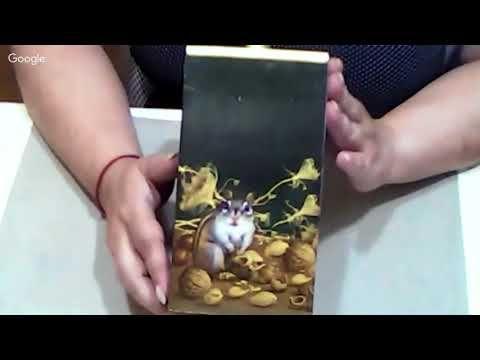 """Елена Кадочкина. """"Короб Ореховый спас"""". 17.08.17 - YouTube"""
