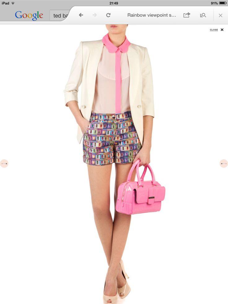 Cute. New FashionWomens FashionTed BakerRainbowFashion WomenRain ...