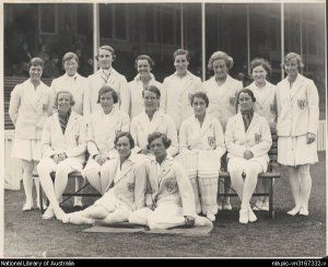 The outfits of women's cricket have changed a lot.... haven't they?!
