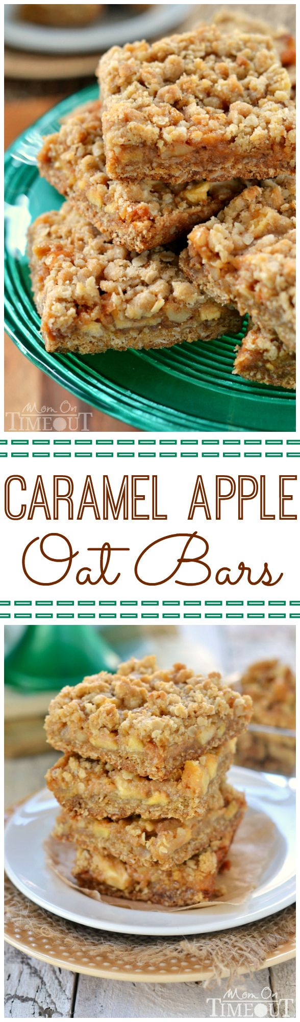 Apples booties Oat baby Caramel jordan Bars Caramel and Recipe Bars    Apple Oat   Caramel air