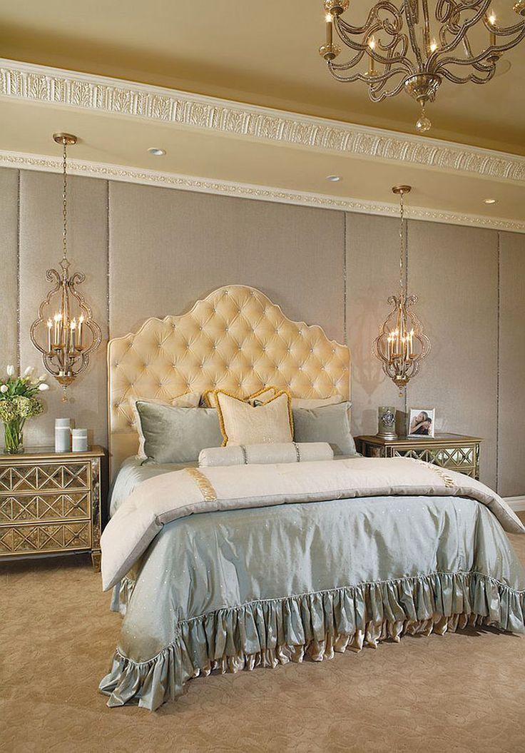 Camera da letto in stile vittoriano n.15