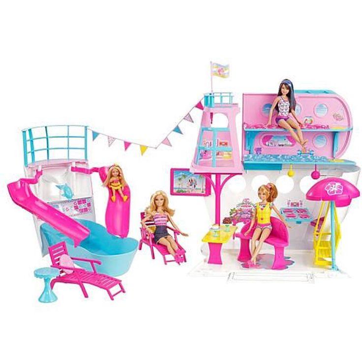 Barbie Sisters Cruise Ship Uk Barbie Sisters Barbie Cruise Ship Barbie