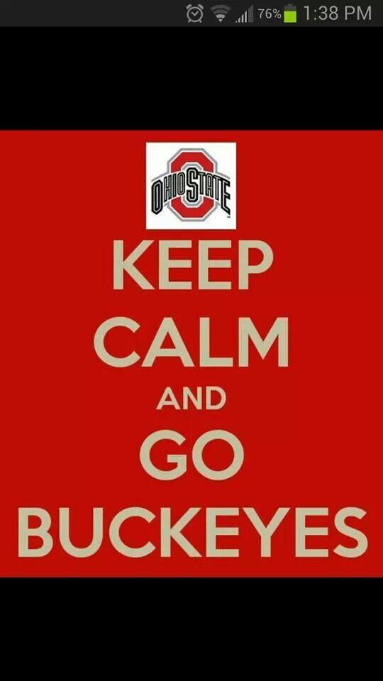Ohio state football!