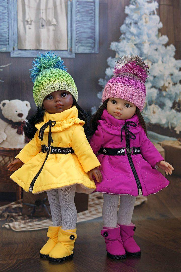 Фотографии Испанские куклы Paola Reina – 60 альбомов