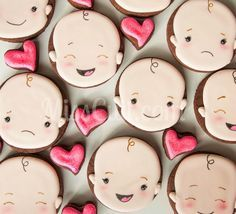 baby faces - cute!