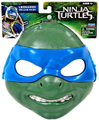 Teenage Mutant Ninja Turtles TMNT 2014 Deluxe Mask Leonardo TMNT Movie 2014 Toys, Action Figures & Teenage Mutant Ninja Turtle Roleplay Toys http://www.amazon.com/dp/B00LBH51B4/ref=cm_sw_r_pi_dp_PRRXub0032Y2J