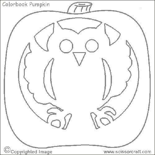 My Owl Barn: Free Halloween Pumpkin Stencils + Carving Ideas + Garlands