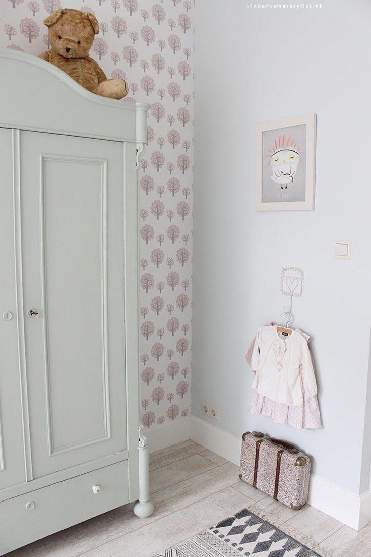 17 beste idee n over meisjeskamers op pinterest girls bedroom meidenkamerdecoratie en veer mobiel for Kamer klein meisje