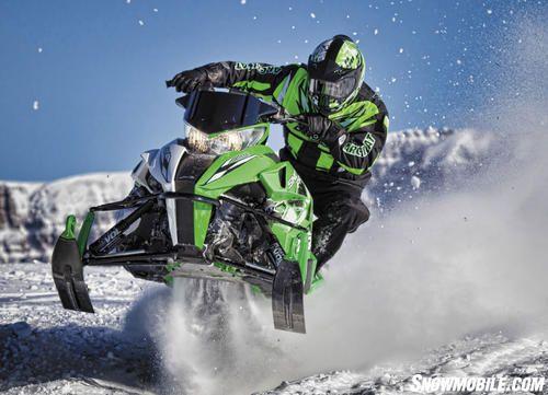 arctic cat snowmobiles | 2013 Arctic Cat Snowmobile Lineup Unveiled