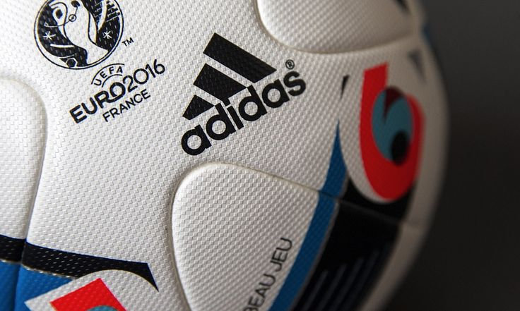 Adidas has unveiled the official match ball for the finals of Euro 2016 in France next summer, the 'Beau Jeu', which translates as 'Beautiful Game'