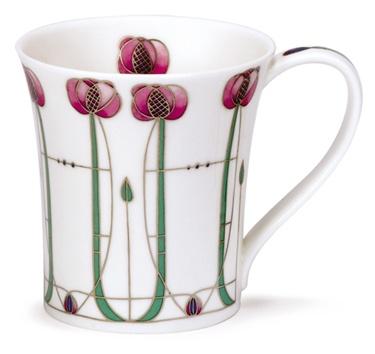 Dunoon China - Rennie Mackintosh mug  sc 1 st  Pinterest & 61 best Arts \u0026 Crafts Dishes images on Pinterest | Dinnerware Dish ...