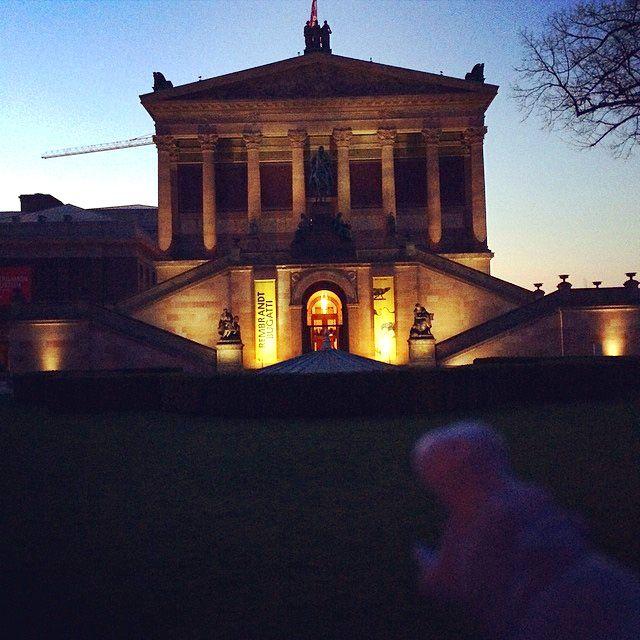 #urbansafari - Alte Nationalgalerie, Berlin