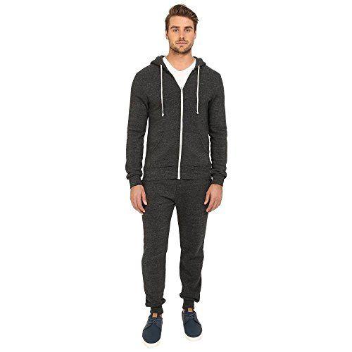 (オルタナティヴ) Alternative メンズ トップス トレーナー The Warm-Up Suit Bundle 並行輸入品  新品【取り寄せ商品のため、お届けまでに2週間前後かかります。】 表示サイズ表はすべて【参考サイズ】です。ご不明点はお問合せ下さい。 カラー:Eco Black