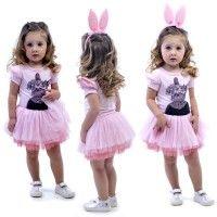 RYB Bunny Bloom dress