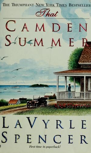 I read this book while vacationing in Maine . We moved to Camden one year later! Good summer book.