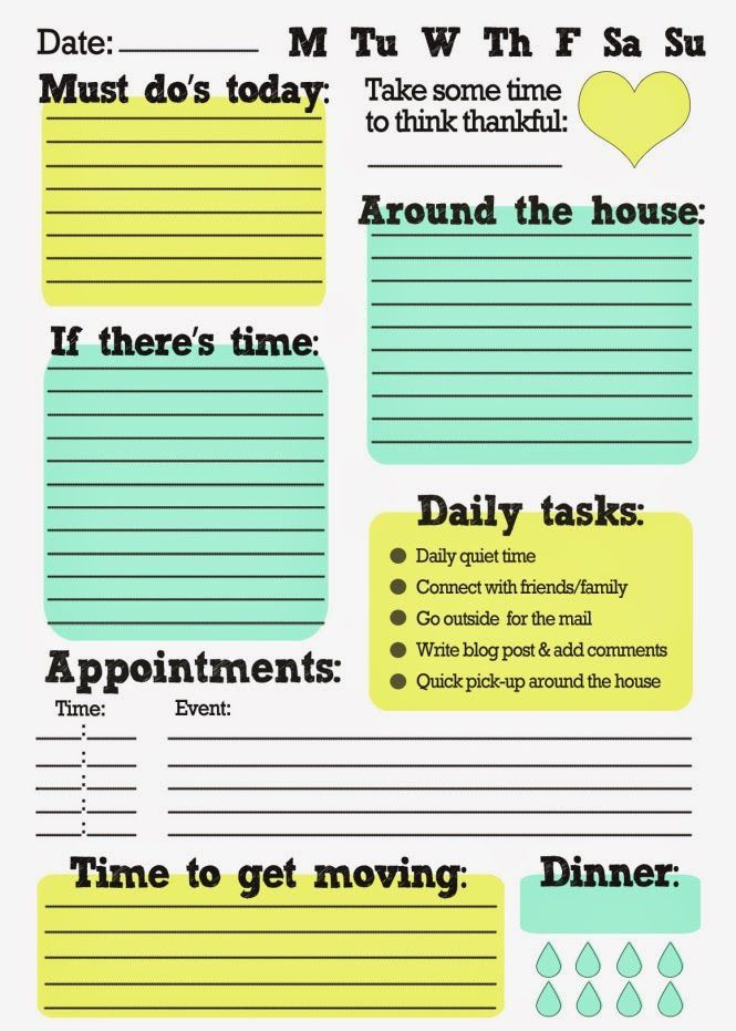 For every moment in life, there is a printable. I'm a HUGE fan of goals and lists (in case you haven't noticed!) and printables are a big part of that. … Click Here to Continue Reading
