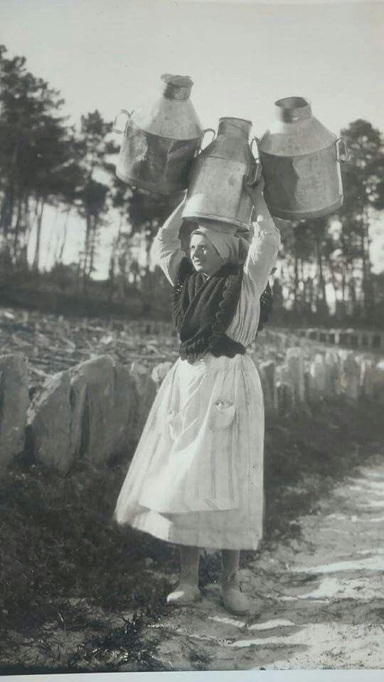 Leiteira. Arcade. Ruth Matilda Anderson. 1926.
