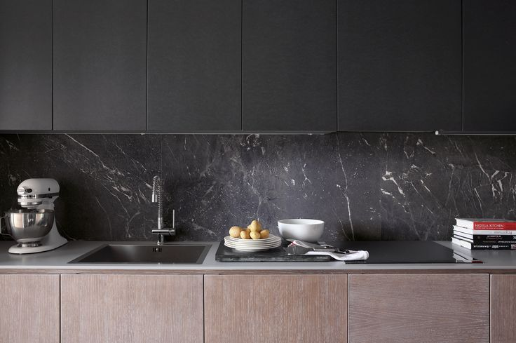The contemporary style of satin-finished marble in the Roma collection by @fapceramiche. #Cersaie2015