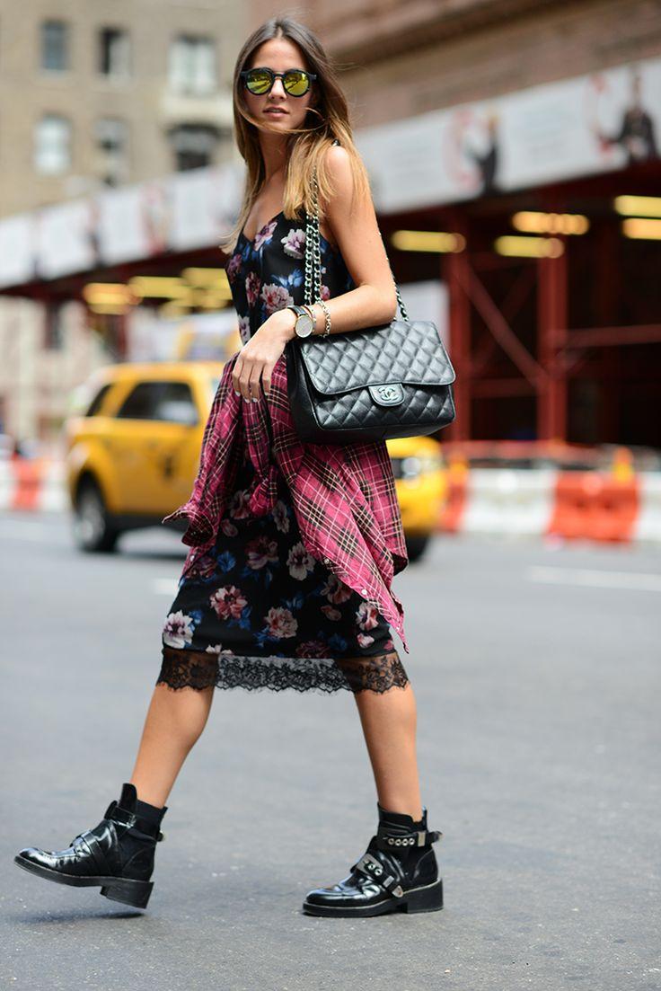 so good. Zina in NYC. #ZinaCharkoplia #Fashionvibe