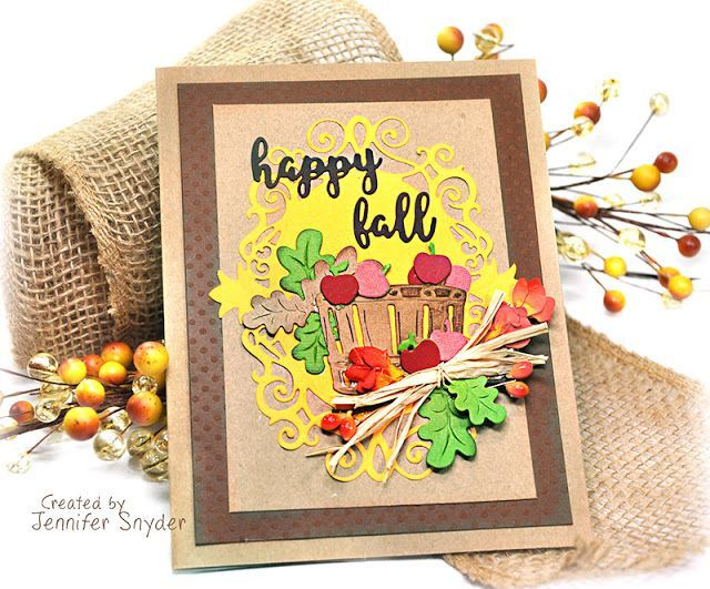 Ideas For Thanksgiving Cards To Make Part - 35: Thanksgiving Cards | Card Making Ideas | Scrapbook Cards | DIY CArds | Handmade  Cards |