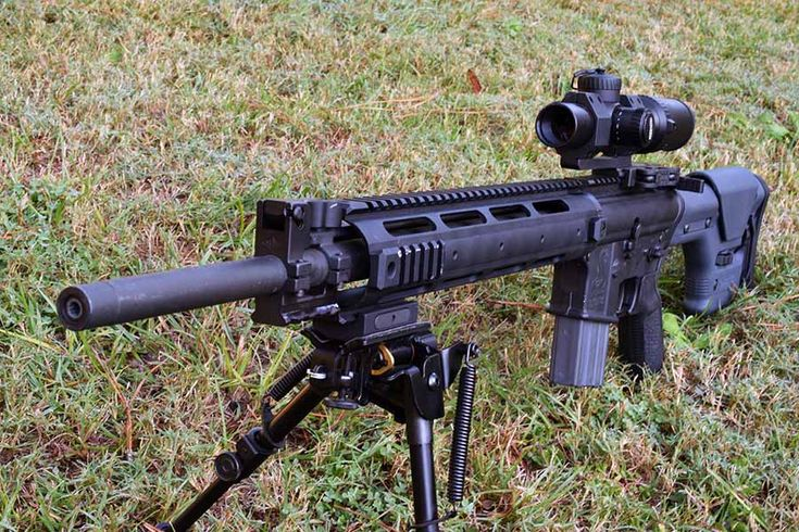Six things your AR15 needs to become a DMR (Designated Marksman Rifle). - Guns.com -
