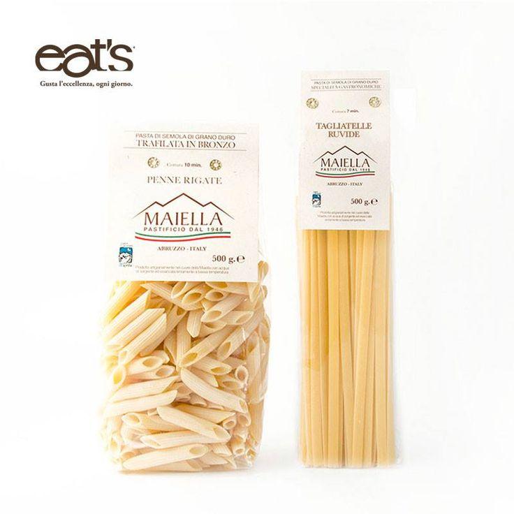 Scopri una passione senza tempo, quella per la pasta! PASTIFICIO MAIELLA SRL da Eat's!